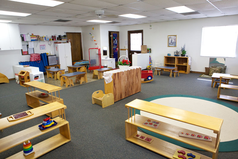 Pre-Montessori Toddler Program - Brevard County, FL
