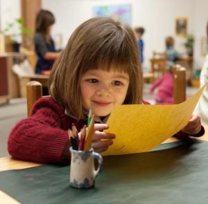Child's Instinct to Work