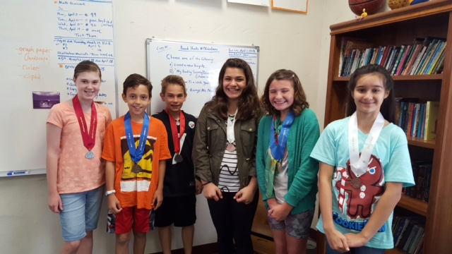 Congratulations to Our 4-H Tropicana Speech Contest Winners