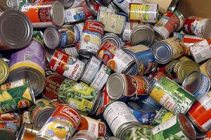 Community Service Annual Food Drive