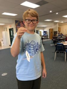 Room 22 Flying Aviary project continues! Awesome work students!