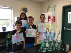 Room 22 – Polar Regions of Alaska Biome pyramid.🌎