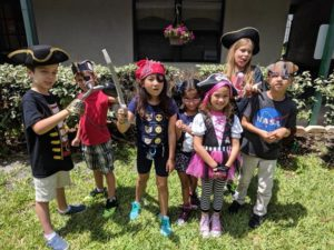 Watch out for these IHM pirates, matey!