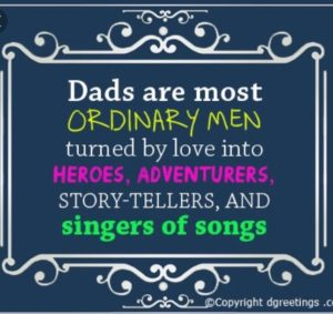 Happy Father's Day to all of our dads! Have a terrific weekend!💙