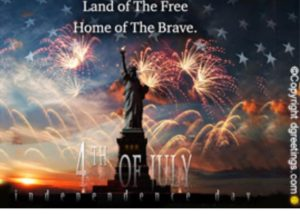 Indian Harbour Montessori would like to wish our school families, staff and community a Happy 4th of July! ???❤️?