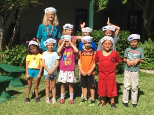 Celebrating Shark Week, watch out for the Indian Harbour Montessori Makos!???????????????