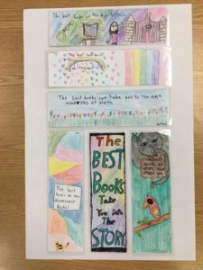 Room 22 – Book Marks. The Best Books… ???