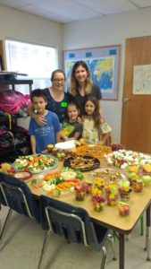 Room 12 Snack Day! The children had such a great day. Thank you parents for your contributions!🍏🍎🥦🥕🥨🥒