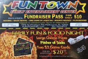 Funtown – MPTO event is this Sunday, 11-11-18. Buy your tickets today!