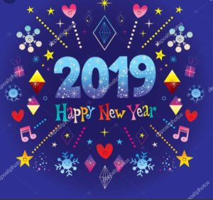 Happy New Year 2019! Good Tidings to all Indian Harbour Montessori Families and Staff. ???