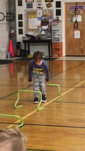 3-6 weekly Gym Obstacle Course! ?
