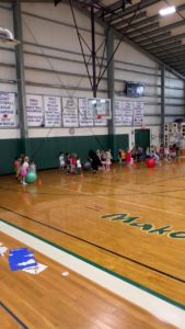 3-6 year olds – Gym time fun & exercise!😊