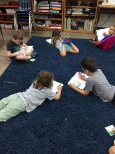 Room 12 – Story & Writing time!📖📝💜