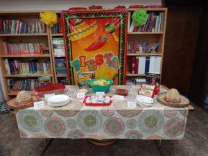 Never too late to celebrate- this was Ocho de Mayo! Gracias Senora Kovary! 💛🧡❤️