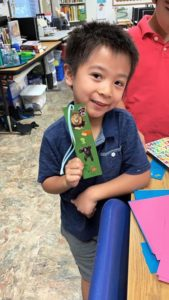 Elementary making Bookmarks! ?