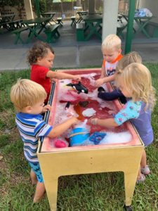 Room 7 – Toddler Water Day!❤️🤩🤗🧡