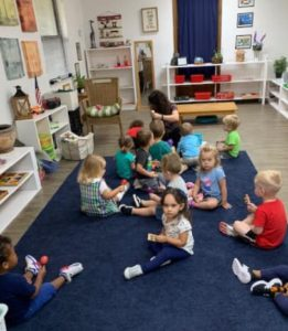 Room 7- Toddler Music Class with Mrs. Skinner!?