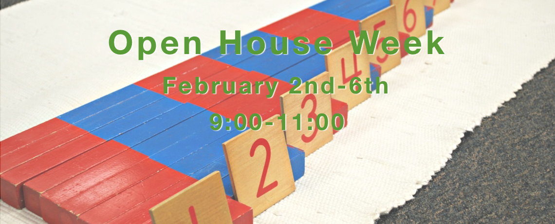 Brevard Montessori School Open House