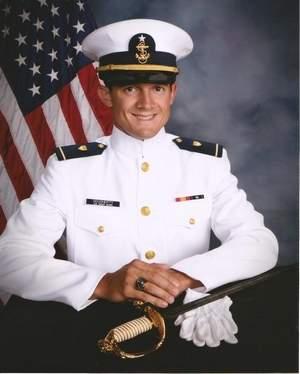 Justin Dougherty Coast Guard Aviator