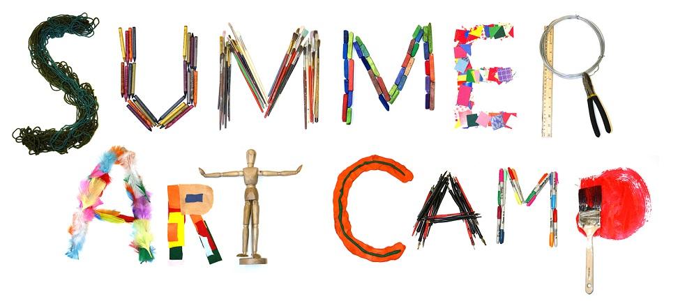 Brevard Montessori Summer Art Camp 2016