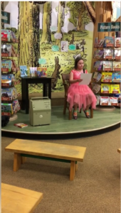 Poetry Reading at Barnes and Noble